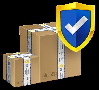 Cinta de seguridad para proteger tus envíos